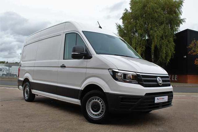 Volkswagen Crafter CR35 MWB Diesel 2.0 TDI 140PS Trendline Business High Roof Van A/C