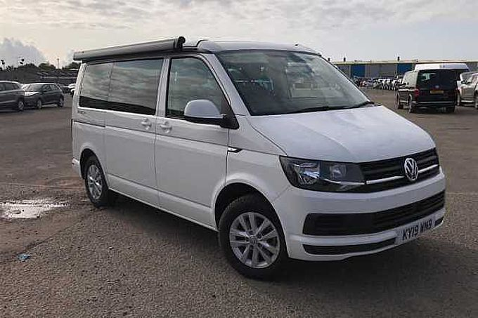 Volkswagen California Diesel Estate 2.0 TDI BlueMotion Tech Beach 150 5dr DSG (NAV) 5 Seat Pack