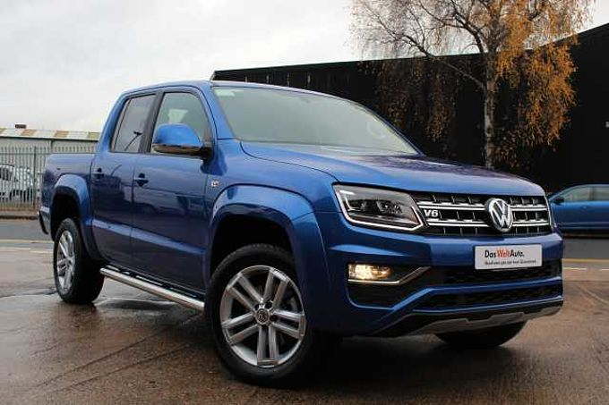 Volkswagen Amarok Highline 3.0TDI V6 258PS Highline 4M-Navigation + Diff Lock