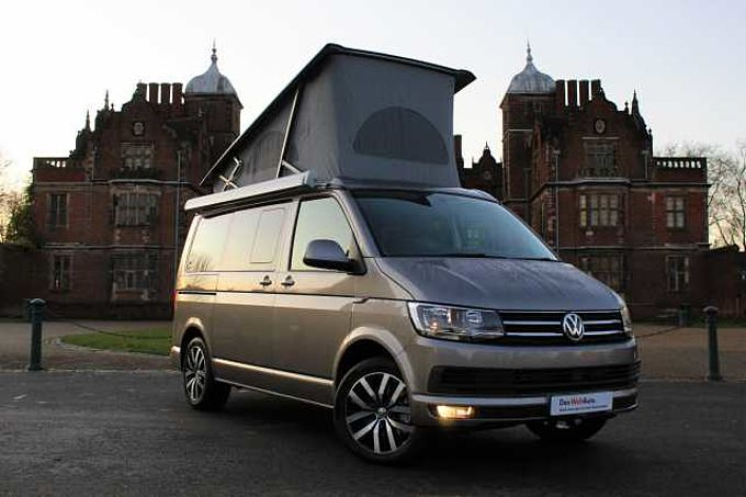 Volkswagen California Ocean SWB EU6 150 PS 2.0 TSI Petrol BMT 6sp Manual