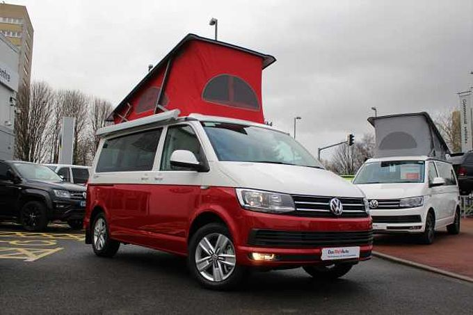 Volkswagen California Diesel Estate 2.0 TDI BlueMotion Tech Ocean 204PS Special 2-Tone Paint