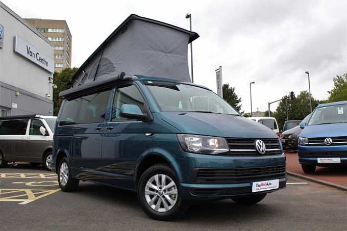 Volkswagen California Diesel Estate 2.0 TDI Beach 150 5dr DSG 5 Seat Pack + NAV