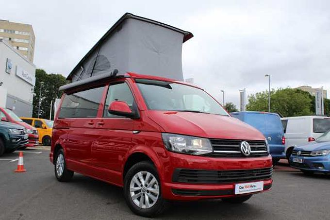 Volkswagen California Diesel Estate 2.0 TDI Beach 150 5dr DSG-5 Seater Pack-NAV
