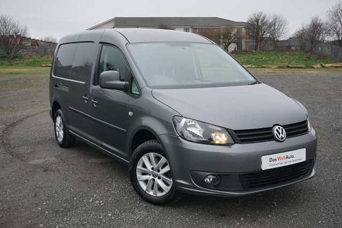 Volkswagen Caddy Maxi Panel Van 1.6 TDI (102PS) C20 Highline