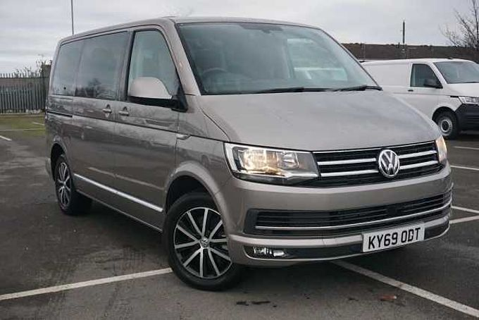 Volkswagen Caravelle 2.0 TDI Bluemotion Tech 199 Executive 5Dr DSG