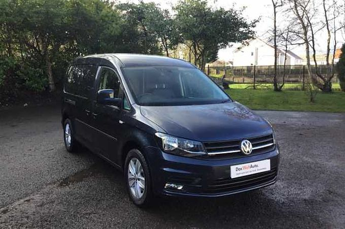 Volkswagen Caddy Maxi Panel Van 2.0 TDI 140PS C20 Highline