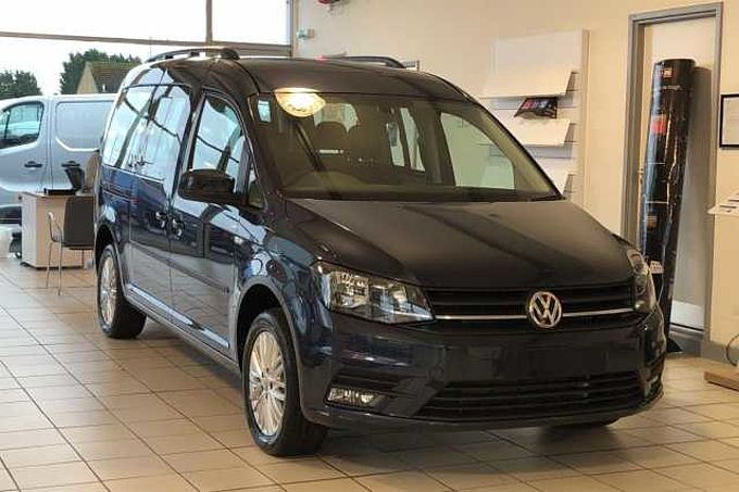 Volkswagen Caddy Maxi Life 2.0 TDI (102ps) C20 WHEELCHAIR CONVERSION DSG