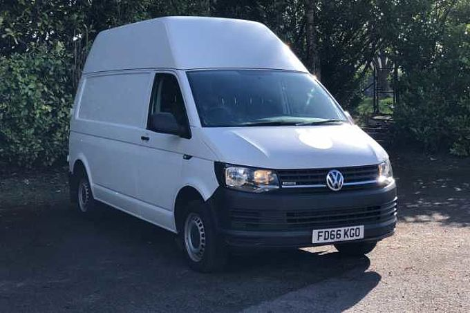 Volkswagen Transporter 2.0TDI (150PS)Eu6 T32 Startline LWB High Roof 4MOTION PV