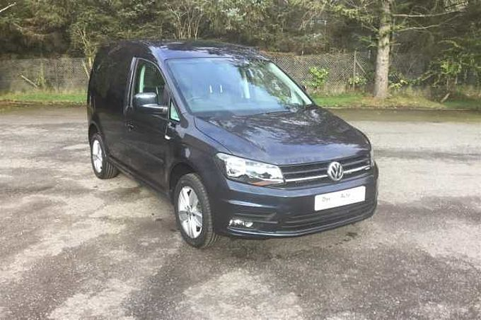 Volkswagen Caddy 2.0 TDI (150PS) C20 Highline BMT DSG P/Van