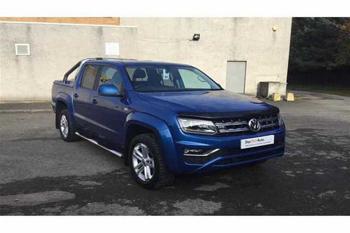 Volkswagen Amarok Highline 3.0 V6TDI 224PS EU6BMT 4M Per P-Up