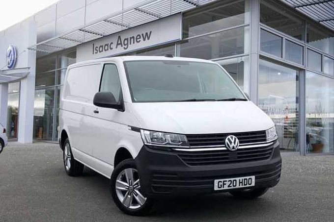Volkswagen T28 Panel van Startline SWB 110 PS 2.0 TDI 5sp T28 Panel van Startline SWB 110 PS