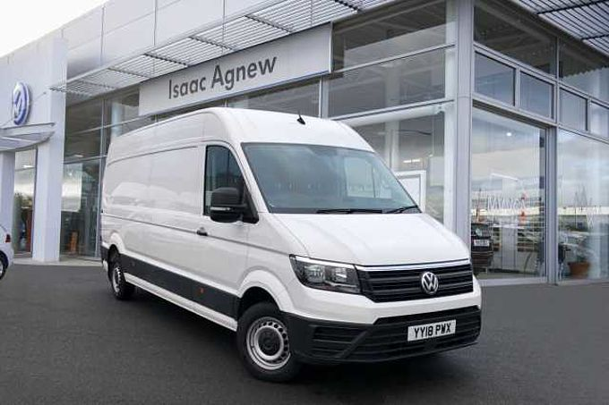 Volkswagen Crafter Cr35 Lwb Diesel CR35 Panel van Trendline LWB 140 PS 2.0 TDI 6sp Manual FWD