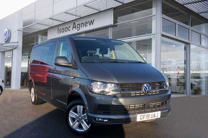 Volkswagen Transporter T32 Lwb Diesel 150ps Highline DSG 2.0 TDI BMT 150 Highline Window Van DSG