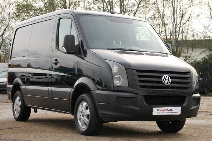 Volkswagen Crafter 2.0TDi (136PS) CR30 SWB Panel Van