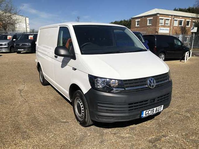 Volkswagen Transporter T28 Panel van Startline SWB 102 PS 2.0 TDI BMT 5sp Manual