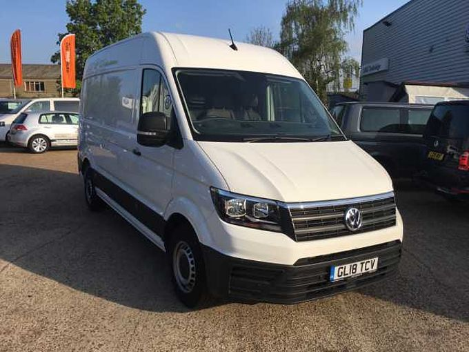 Volkswagen Crafter Cr35 Mwb Diesel Crafter Panel Van 2.0 TDI 140PS Startline High Roof Van