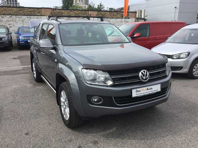 Volkswagen Amarok Amarok 2.0BiTDi (180PS) Highline BMT 4MOTION Pick Up