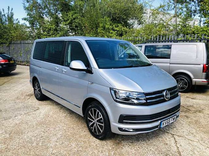 Volkswagen Caravelle Caravelle Executive SWB 199 PS 2.0 TDI BMT 7sp DSG