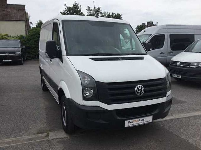 Volkswagen Crafter CR30 Panel van SWB EU6 109 PS 2.0 TDI BMT 6sp Manual