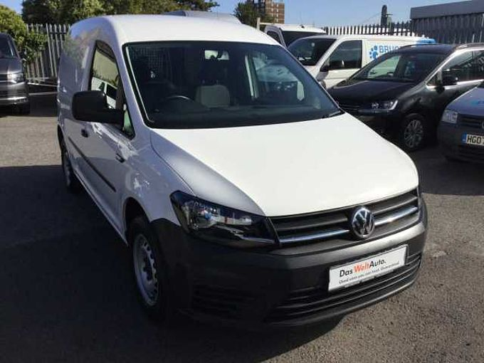 Volkswagen Caddy Van 2.0 TDI (102PS) C20 Startline BMT Panel Van EU6