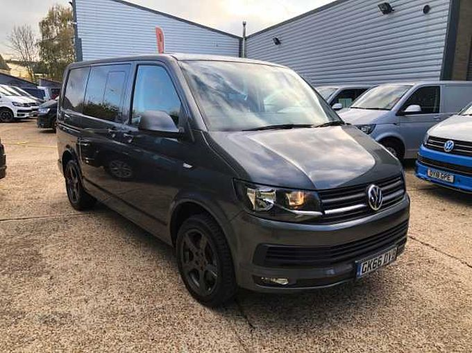 Volkswagen Transporter T32 Kombi Highline SWB EU6 204 PS 2.0 TDI BMT 6sp Manual