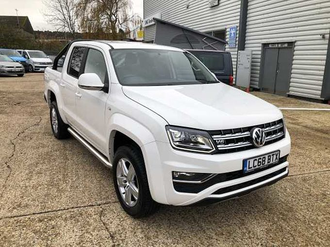 Volkswagen Amarok Amarok Highline 204 PS 3.0 V6 TDI 8sp Automatic 4Motion