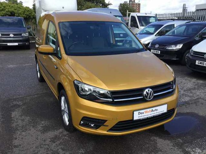 Volkswagen Caddy 2.0 TDI (150PS) C20 Highline Panel Van BMT DSG P/Van EU6
