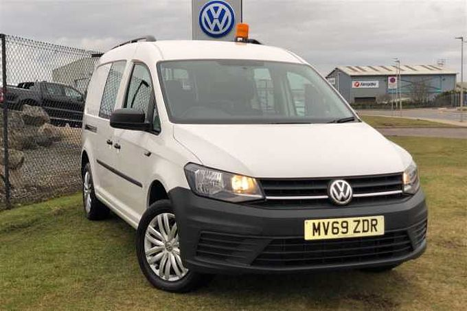 Volkswagen Caddy Maxi Kombi 1.0 TSI (102PS)(Eu6)C20 Panel Van