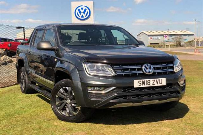 Volkswagen Amarok 3.0TDI V6 (204PS)Eu6 Dark Label 4MOTION PUp