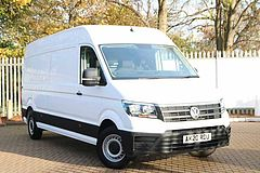Volkswagen Crafter CR35 Panel van Trendline Business LWB 140 PS 2.0 TDI Man