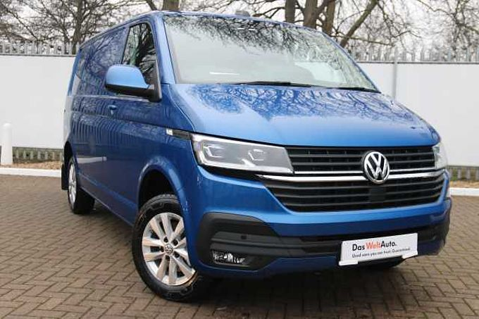 Volkswagen Transporter T6.1 T30 Panel van Highline SWB 150 PS 2.0 TDI 7sp DSG