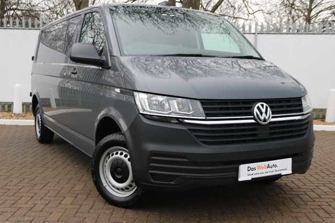 Volkswagen Transporter Panel Van T6.1 T30 Panel van Startline LWB 150 PS 2.0 TDI 6sp Manual
