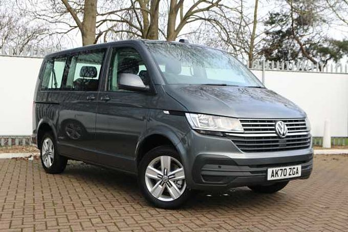 Volkswagen Transporter Shuttle Shuttle SE SWB 110 PS 2.0 TDI 5sp Manual