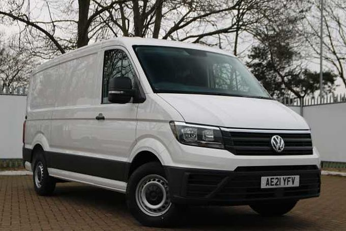 Volkswagen Crafter 2.0TDI 140PS Euro6 CR35 MWB Trendline Business Pack