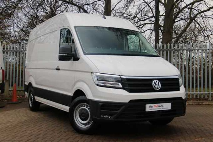 Volkswagen Crafter PV 2017 2.0TDI 140PS EU6 CR35MWB Highline