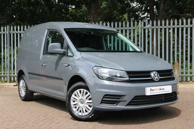 Volkswagen Caddy C20 Diesel 2.0 TDI BlueMotion Tech 102PS Trendline Van DSG
