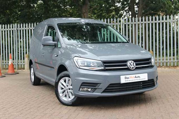 Volkswagen Caddy C20 Diesel 2.0 TDI BlueMotion Tech 102PS Highline Nav Van