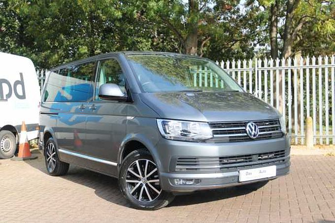 Volkswagen Caravelle Executive 2.0 TDi 204PS SWB EU6 BMT DSG *NAV *APPLE CARPLAY *SENSORS