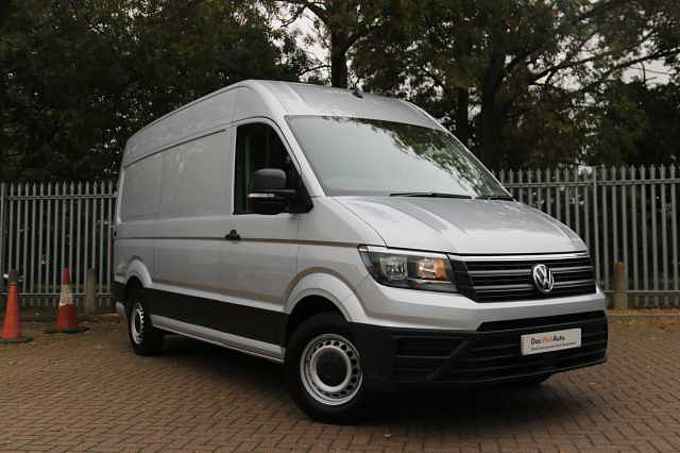 Volkswagen Crafter Cr35 Mwb Diesel 2.0 TDI 140PS Trendline High Roof Van A/C