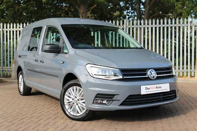 Volkswagen 3128 Caddy Kombi Maxi 102 PS 2.0 TDI 6sp DSG *NAV *A/C *CAMERA
