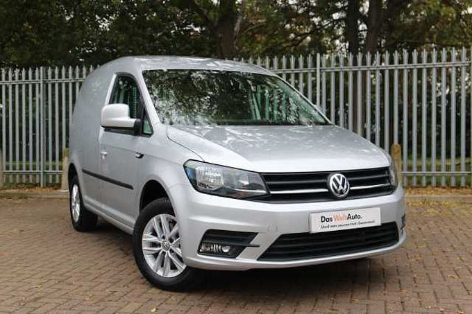 Volkswagen Caddy 2.0 TDI (102PS) C20 Highline BMT Panel Van *NAV