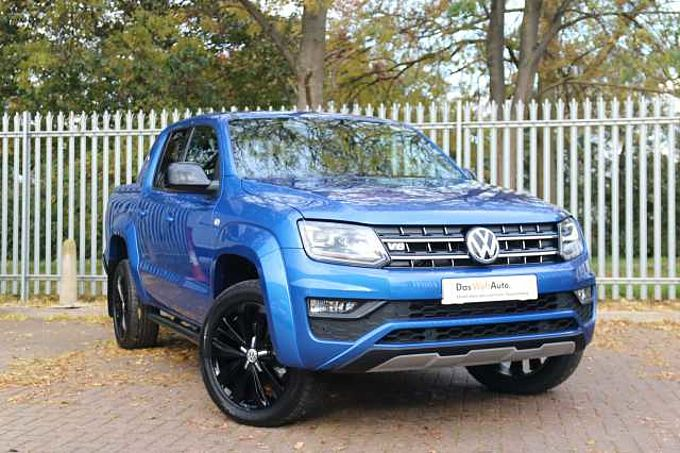 Volkswagen Amarok Aventura Black Edition 258 PS 3.0 V6 TDI 8sp Automatic 4Motion