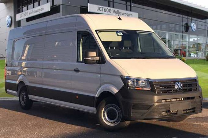 Volkswagen Crafter CR35 Panel van Startline LWB Maxi 102 PS 2.0 TDI 6sp Manual FWD