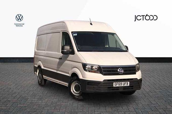 Volkswagen Crafter CR35 Panel van Startline MWB 140 PS 2.0 TDI 6sp Manual FWD Business A/C