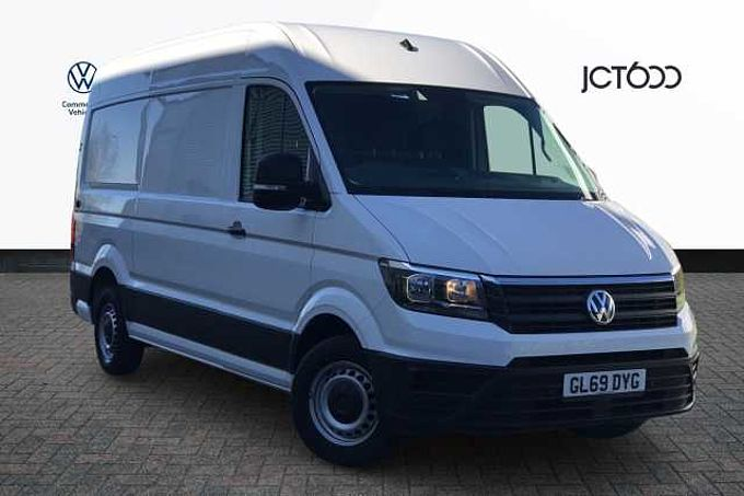 Volkswagen Crafter CR35 MWB  FWD 2.0 TDI 177PS Trendline High Roof Van Business A/C