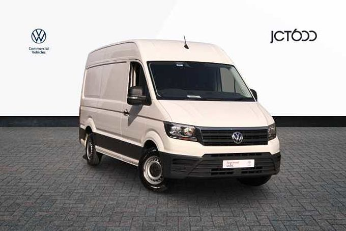 Volkswagen Crafter CR35 LWB  RWD 2.0 TDI 140PS Startline High Roof Van Business Pack A/C