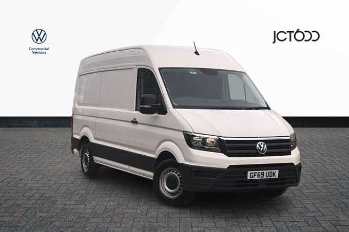 Volkswagen Crafter CR35 MWB  FWD 2.0 TDI 140PS Startline High Roof Van Business A/C