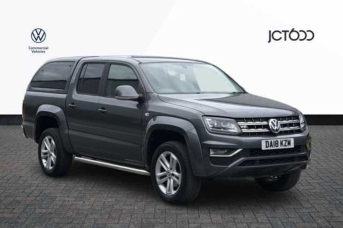 Volkswagen Amarok Double Cab Pick Up Highline 3.0 V6 TDI 224 BMT 4M Auto