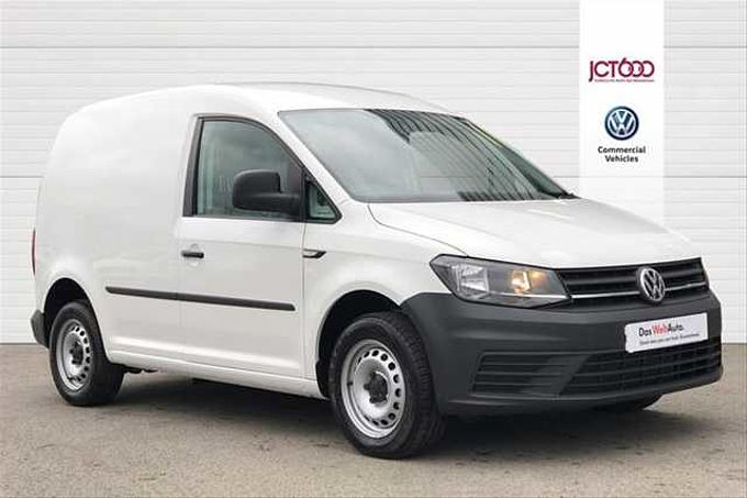 Volkswagen Caddy 2.0 TDI (102PS) Startline BMT