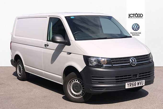 Volkswagen Transporter T28 SWB 2.0 TDI 102ps EU6 5sp Manual